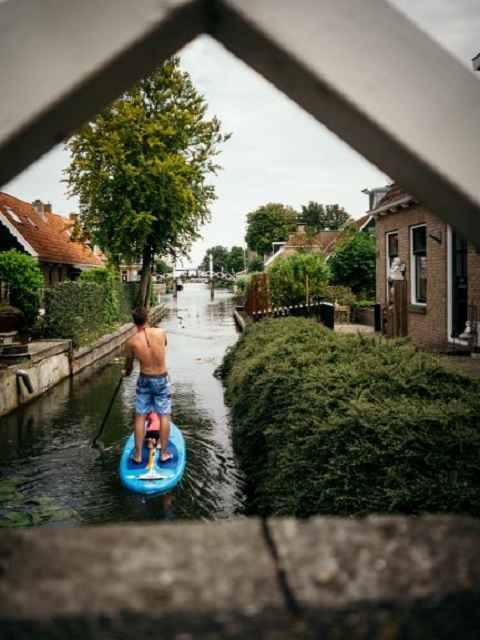 Der wunderschöne Friesländische Flair zieht uns immer wieder hin