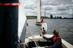 Unser neues Vereinsboot