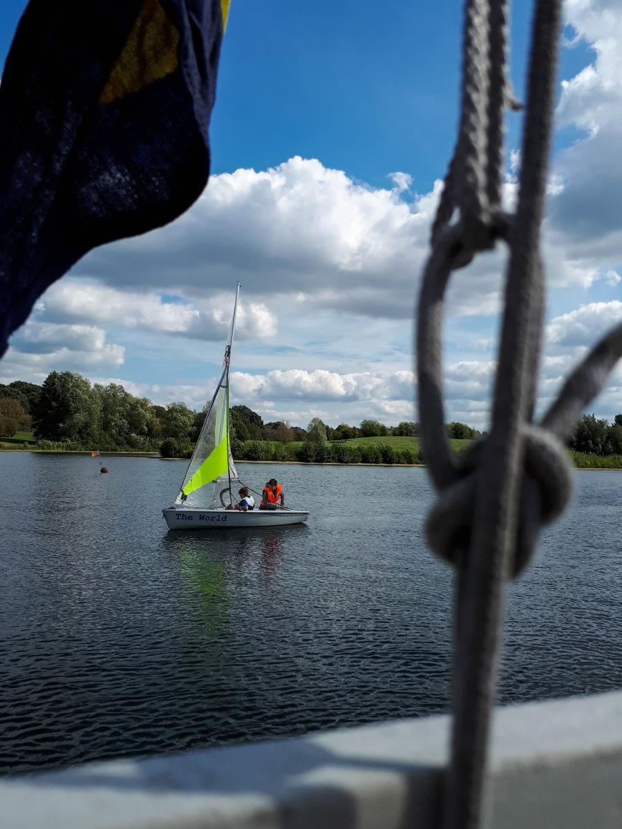 RS Feva (Vereinsboot)