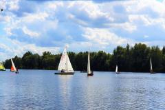 Segeln Elfrather See